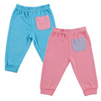 baby back packs - Hot Sell AHudson Baby Bamboo cotton Back Pocket Baby Boy Pink amp Teal Pants Set Pack months