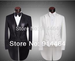 Gros-Worthy blanc pas cher Meilleures ventes de mariage Tuxedo Groom Porter Hommes Costumes Costume d'affaires 2015 réel Photo Groom Tuxedo sur mesure à partir de images conviennent le mieux fournisseurs