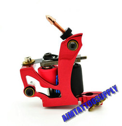Wholesale-FK Irons tattoo machine Red Proton-Ruby hot sale