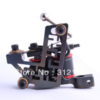 best professional irons - best quality Professional Luo s Handmade Tattoo Machines Wrap Coils Tattoo Gun For Shader