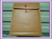Wholesale 2011 Folder Sleeve Envelope Leather Case Cover File Pocket Pouch Bag For Ipad Ipad2 nd G Tablet PC