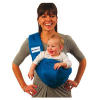baby gear sales - hot sale doomagic baby Carriers Baby Safety Gear newborn Carrier Sling backpacks one shoulder harness front carrier D5