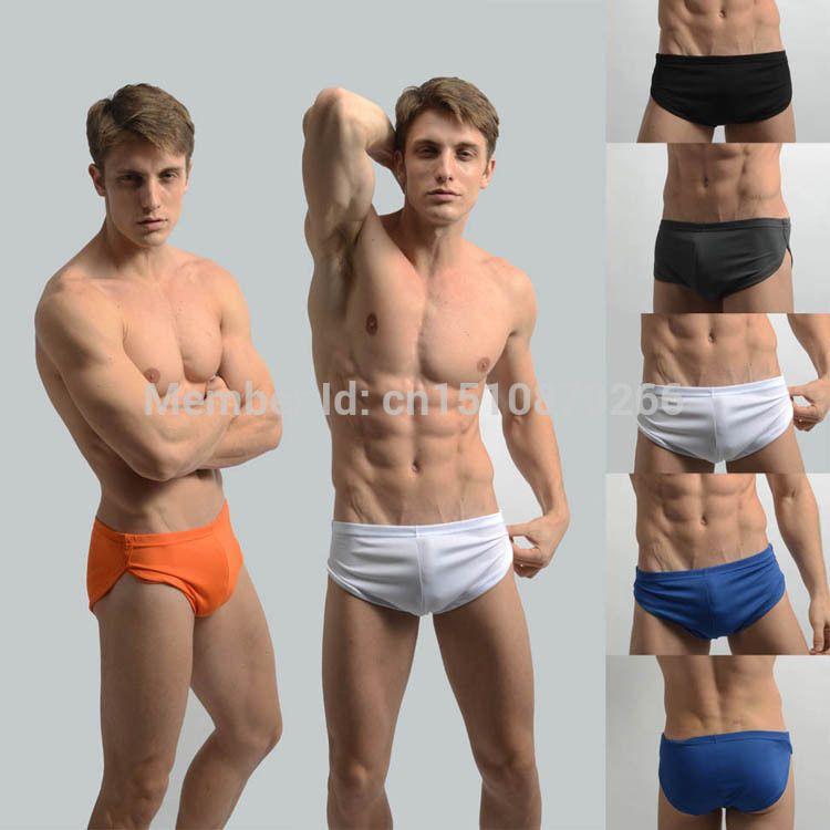 2017 Wholesale Popular Men'S Underwear Briefs Bulge Pouch Men'S ...
