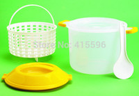 american microwave - American Brand Microwave Rice Cooker Pp Resin Material BPA Free