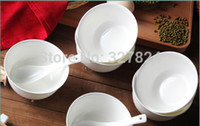 Wholesale Bone China White Porcelain Bowl inch ceramic rice bowl