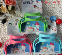 avent bottle handles - hot selling Wide mouth bottles PP Handle hand shank For All AVENT Feeding Bottle Avent Nursing Bottles Avent Classic Bottle