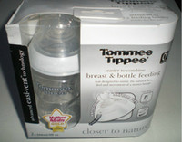 Wholesale Original Tommee Tippee Feeding Bottles Tommy Tippee Closer to Nature ml oz Bottle Milk Bottle Piece Pack