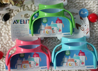 avent bottles lot - pieces safe avent bottle handles for Wide mouth classic series feeding bottle