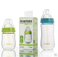 avent bottles glass - baby glass bottle newborn wide mouth bottle set Original AVENT Feeding Bottle Baby Nursing Bottle Feeding