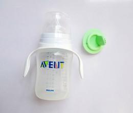 Wholesale Avent Spout Bottle Avent Feeding Bottle With Handles Cup Trainer Avent training cup Avent Training Set oz ml M