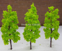 Wholesale R8030 Scale Train Layout Set Model Trees O HO cm