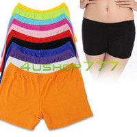 Cheap Wholesale-1pcs EQZ201 Women's Belly Dance Comfortable Safety Shorts Trousers Costume Dancewear