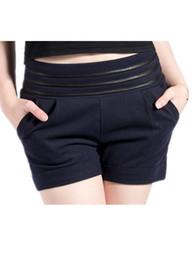 Wholesale-Free Shipping Women woolen shorts 2015 New Autumn winter Ladies boot short plus size S M L XL XXL XXXL