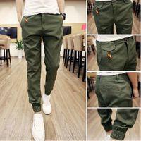 Wholesale Spring New Arrivals Hip Hop Full Length Men Joggers Skinny Harem Men Pants Brand Soft Men Pants Casual Sportwear M XXL