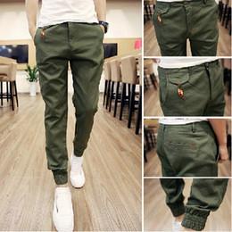 Wholesale-Spring New Arrivals Hip Hop Full Length Men Joggers Skinny Harem Men Pants Brand Soft Men Pants Casual Sportwear M-XXL