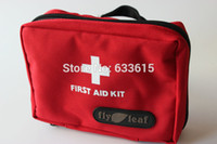 first aid kit - For Emergency Survival Outdoor Portable FIRST AID KIT Bag Treatment Pack Travel Car Sport Rescue Medical Security Protection Kit