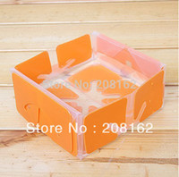 lunch box - Multifunction Portable Storage Box Creative Foldable Lunch Fruit Dinner Box Mess Tin mix order usd