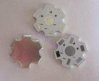 al stars - W W High Power LED White Heat Sink Aluminum Base plate Star Al Base mm