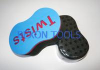 Wholesale Barber Twist Hair Sponge Brush Dreads Locking Curl Hard Grip Best Quality Popular in USA