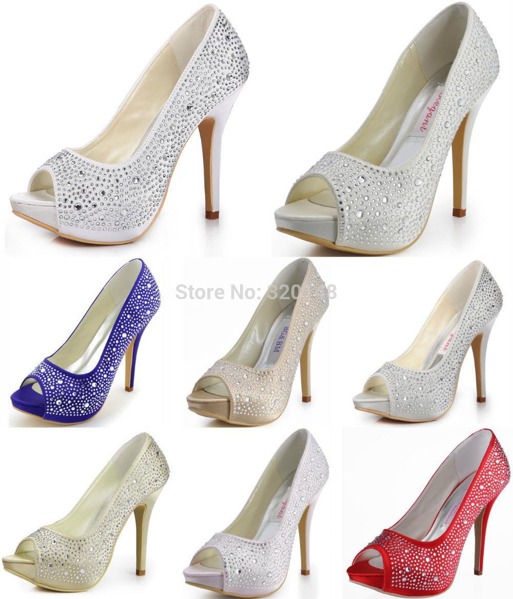 5 Inch Gold Heels