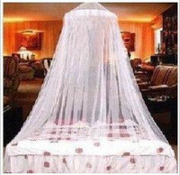 Cheap Wholesale-canopy mosquito net for double bed canopy curtain summer baby bedding set net magnets insects mosquito net door
