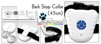 Wholesale Ultrasonic Bark Stop Dog Training Aid Barking Control Collar New Hot
