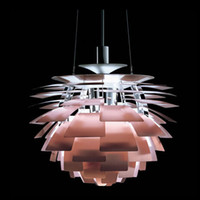 artichoke light fixture - CM Poul Henningsen PH Artichoke Pendant Light Modern Aluminum Lamp Dining room Lighting Fixture PL067