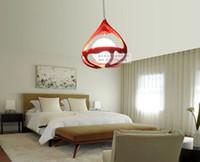 bakelite resin - Modern creative restaurant chandelier dining resin lamps bar romantic character study bedroom chandelier