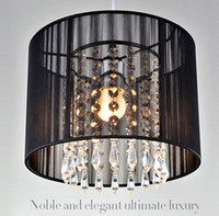 Wholesale handmade Modern K9 crystal Chandeliers minimalist fashion hanging lamp living room lighting restaurant light