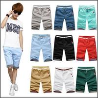 Cheap New arrival 2015 Summer Beach Mens Shorts Casual Slim Men Swimwear Beach Shorts 12 Colors