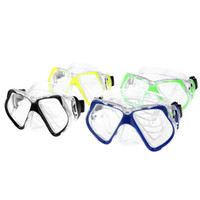 Wholesale Scuba Diving Mask Goggles Swimming Diving Snorkeling Equipment mm Toughened Tempered Glass Professional diving equipment