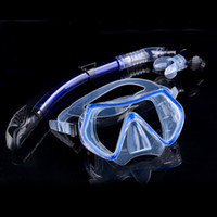 best diving goggles - Best Price Scuba Diving Mask Snorkel Goggles Set Silicone Swimming Pool Equipment