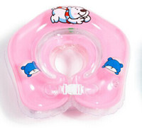 baby swim float - New Protect Circle Safety PVC Neck Float Ring Swimming Circle Safety Baby Aids Infant