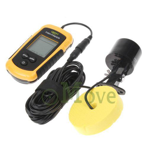 wholesale sonar fish finder underwater portable depth fishing, Fish Finder