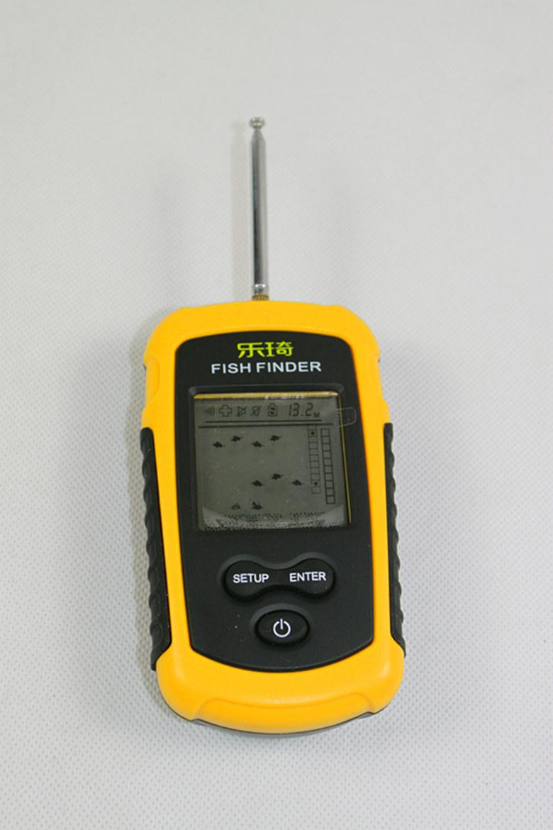 Wholesale ffw1108 1 wireless fish finder ultrasonic fish for Discount fish finders
