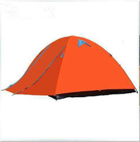 Cheap Wholesale-Authentic 3-4 Person Aluminum Rod Waterproof Portable Tent Kids Indoor Play House Cubby Anti-UV Camping Fishing Sun Tents Cabana
