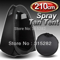 Wholesale New Brand pop up spray tanning tents