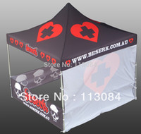 pop up gazebo - m x m high quality promotion pop up tent marquee gazebo awning with beautiful printing for any events