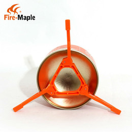 Wholesale New High Quality Fire Maple Plastic Camp Shelf Multifunction Cartridge Stand Fuel Canister Tripod FMS