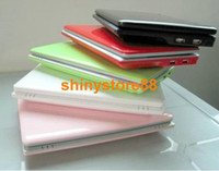 Wholesale colorful inch Mini Netbook Laptop Notebook GB WIFI windows ce Netbook PC