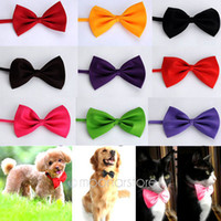 bathing toy - Lovely Hot Selling New Fashion Cute Dog Cat Pet Puppy Toy Kid Cute Bow Tie Necktie Collar Clothes ZS MPJ141 C9