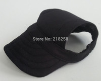 baseball caps china - New Cute Canvas Baseball Style Pet Dogs Cap By china post Dogs hat