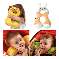 adult baby stroller - Kids U Shape Neck Head Pillow for Baby Carriage Stroller Car Seat Aged Children s Stroller Pillow
