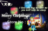 led pillow - LED pillow New Square colorful LED Pillow LED light pillow Christmas children gifts
