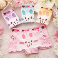 baby doll panties - new Kids princess doll pattern baby child cotton underwear kids cartoon panties girl s boxer briefs children Panties