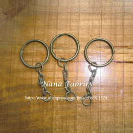 Wholesale Metal Purse Frame Key Chain Antique Brass Color