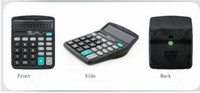 big free calculator - Deli Classical Digit Electronic Calculator with Big Button and Full Function