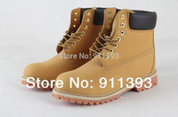Wholesale Winter Genuine Leather Unisex Outdoor snow boots Prevent Slippery Waterproof Hiking shoes sports shoes