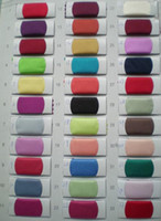 Wholesale satin material color chart Colour