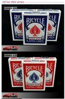 bicycle poker - Original Bicycle Poker price Red or Blue Bicycle Regular Playing Cards Rider Back amp Standard Sealed Decks Free